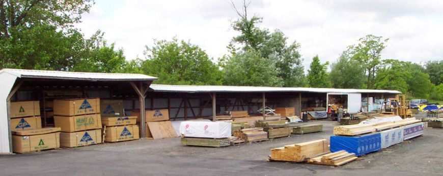 Wilmington's Oldest Continuously Located Lumberyard - Since 1913